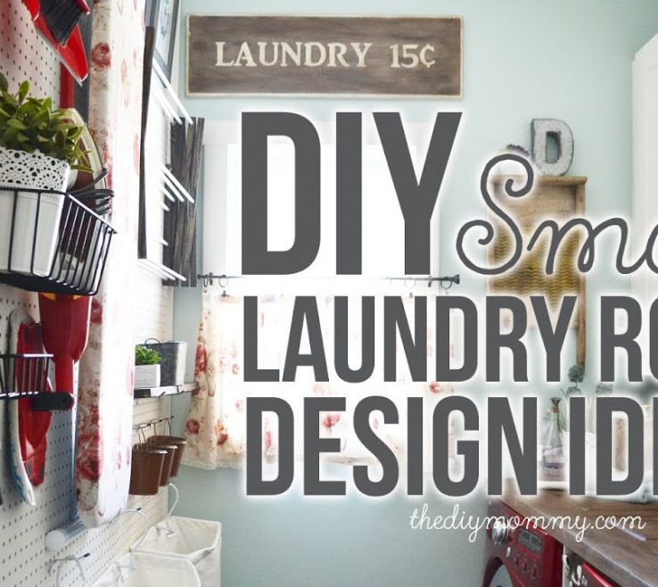 Brilliant Laundry Room Organizing Ideas Of Diy Small Decor & Organization