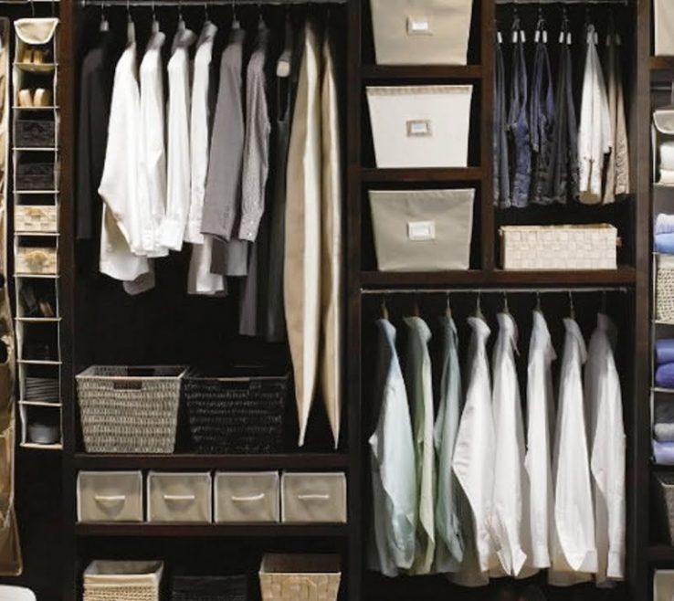 Brilliant Master Bedroom Closet Designs