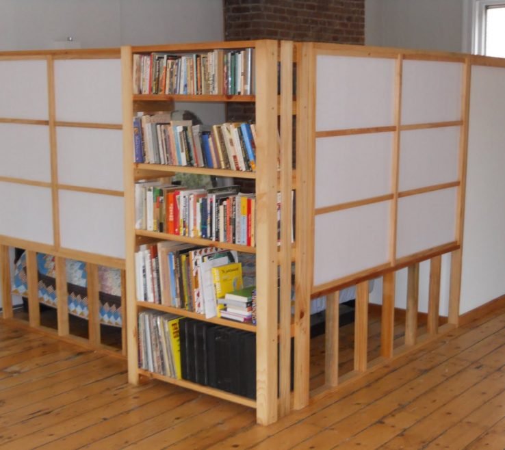 Brilliant Room Dividers With Storage Of Image Of Divider Ideas