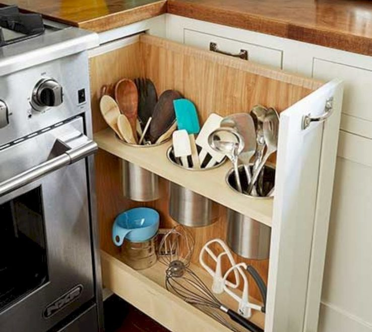 Brilliant Smart Kitchen S Of 41 Organization Ideas
