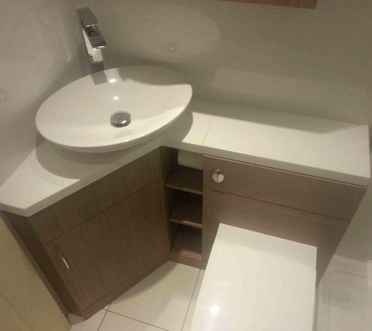 Captivating Corner Pedestal Sinks For Small Bathrooms Of Image Of: Bathroom Sink