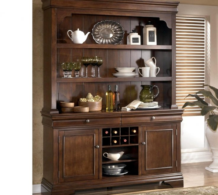 Captivating Dining Room Buffet Decorating Ideas Of Brilliant Hutch Design Table Decor