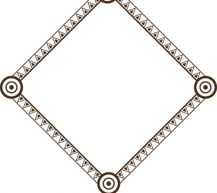 Captivating Geometric Decoration