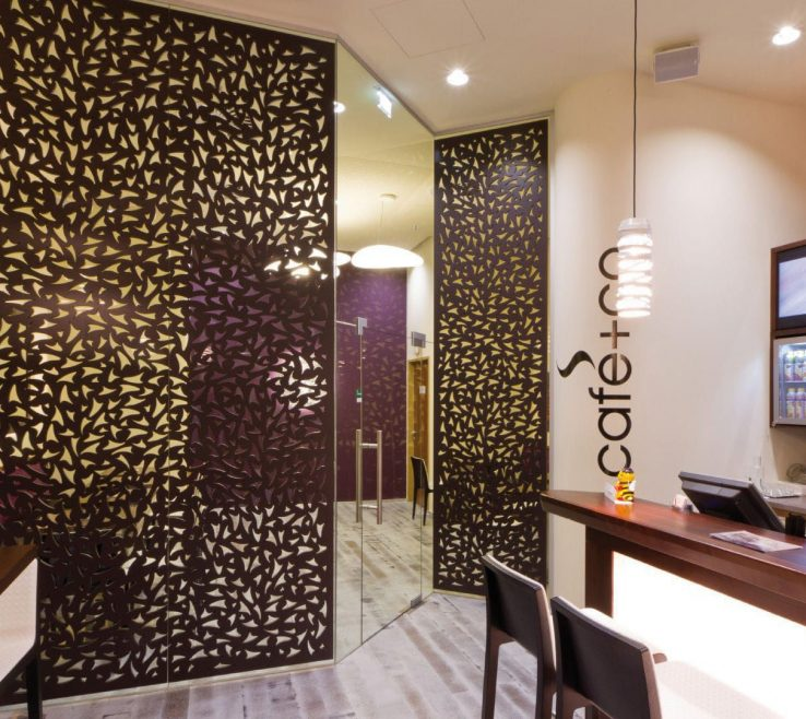 Captivating Interior Partition Wall Ideas Of Mdf Decorative Panel / For Walls