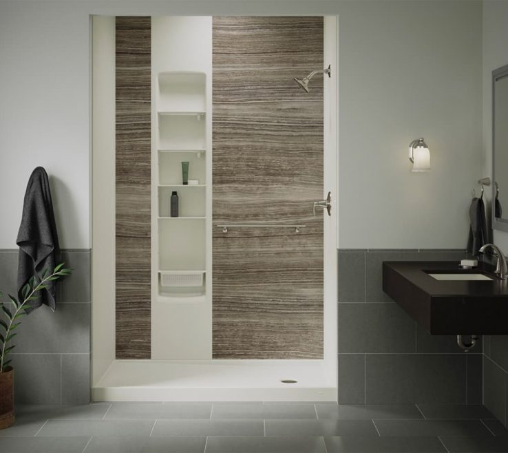 Captivating Luxary Showers Of Captivating Kohler Steam Shower For Your E