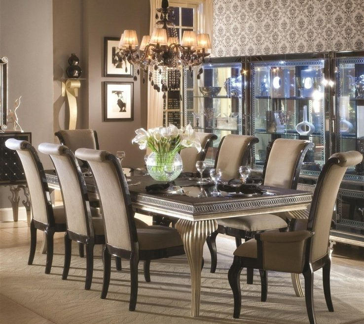 Captivating Modern Dining Table Centerpieces Of Tables Room Within Awesome Throughout Measurements