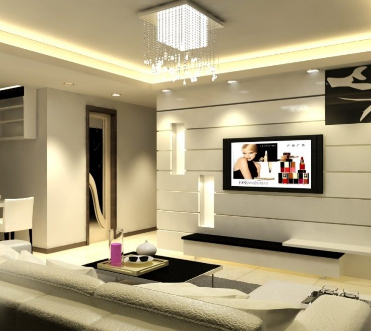 Captivating Modern Wall Decoration Ideas Of Full Size Of Style Contemporary Design Interior