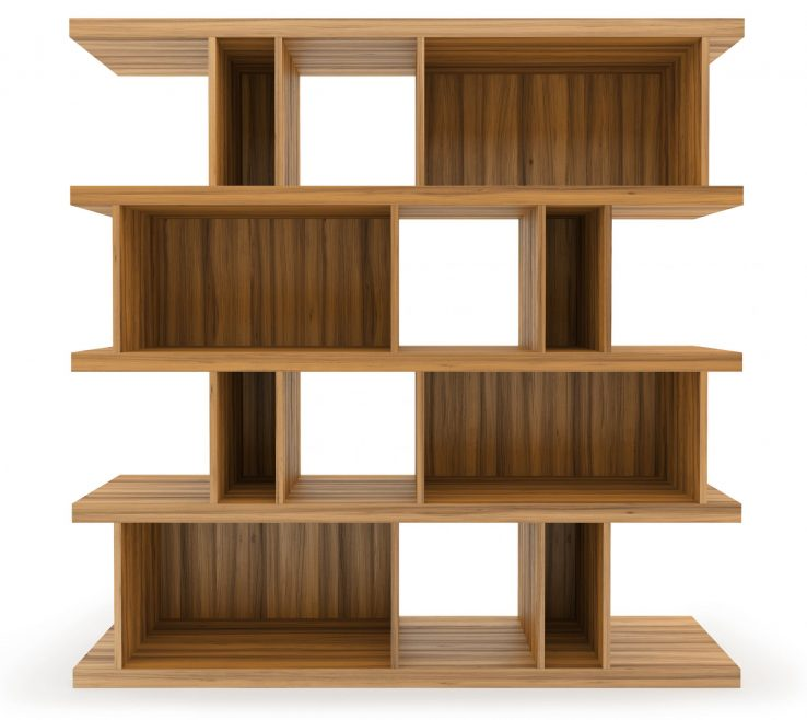 Captivating Room Dividers With Storage Of Elias Bookshelf From Rove Concepts