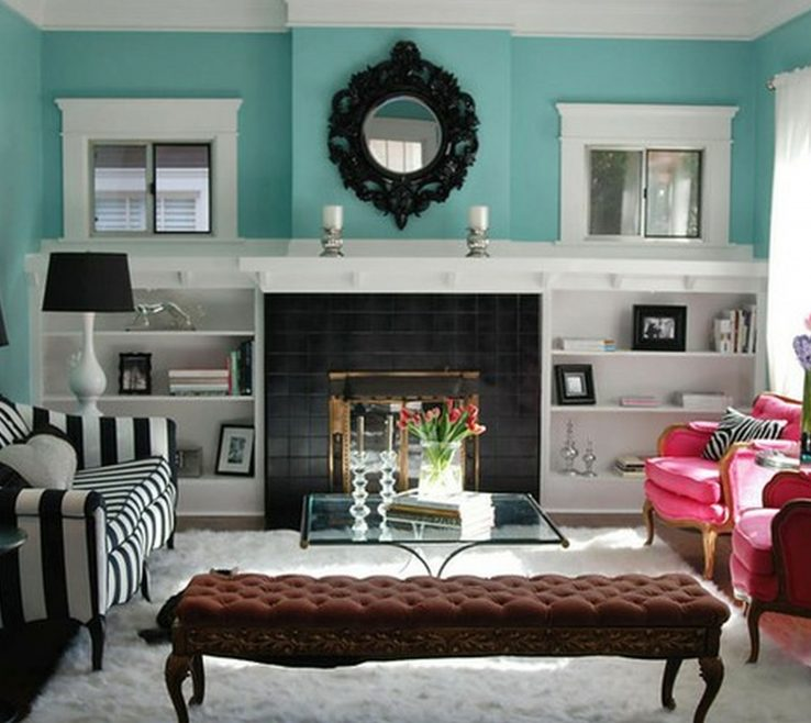 Captivating Turquoise Living Room Ideas Of Room:brown And Rugs Gallery Decorating