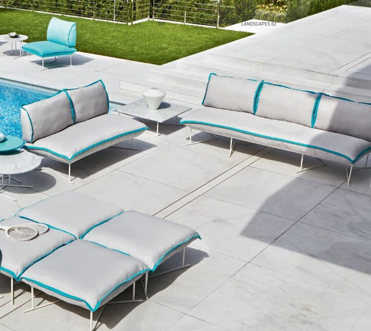 Captivating Types Of Modern Furniture Of Patio