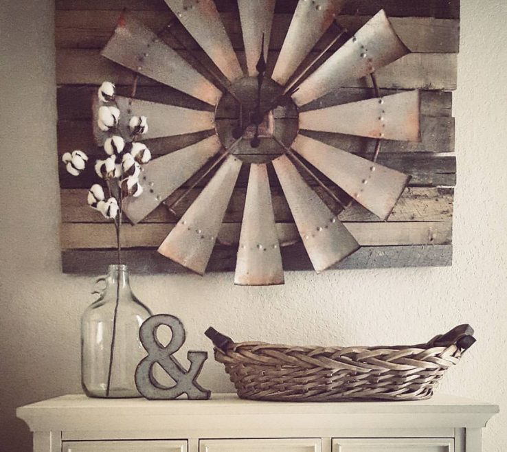 Captivating Vintage Wall Decor Ideas Of 27 Best Rustic And Designs For 2017