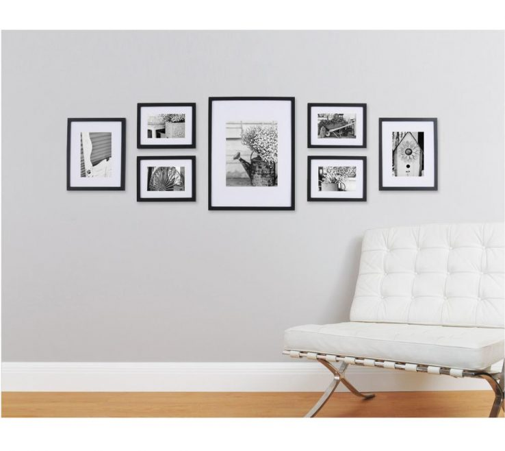 Captivating Wall Picture Frames Layout Of Pinnacle Gallery Perfect Piece Frame Set