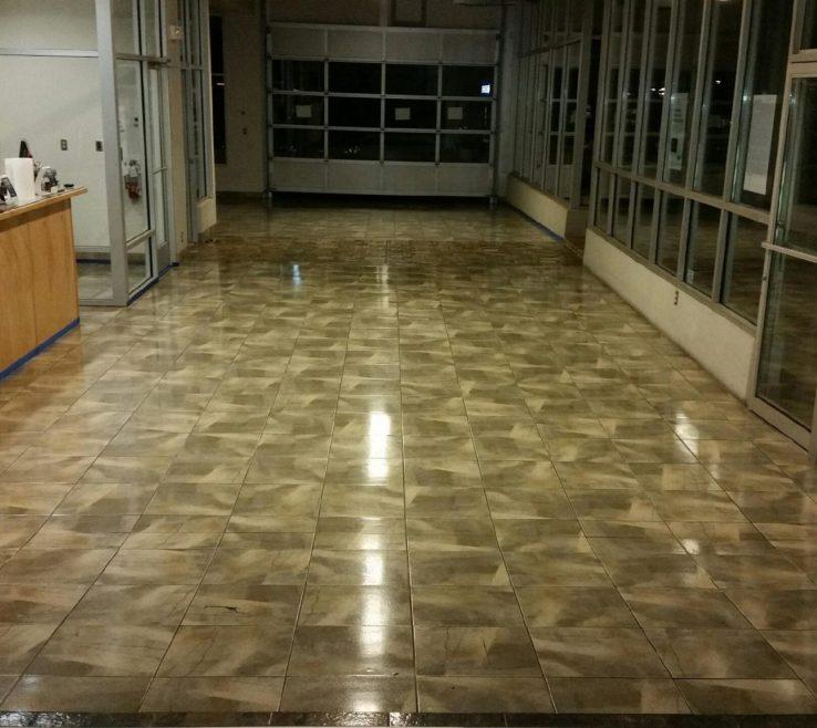 Ceramic Tile Flooring Pictures Of New Sealer System