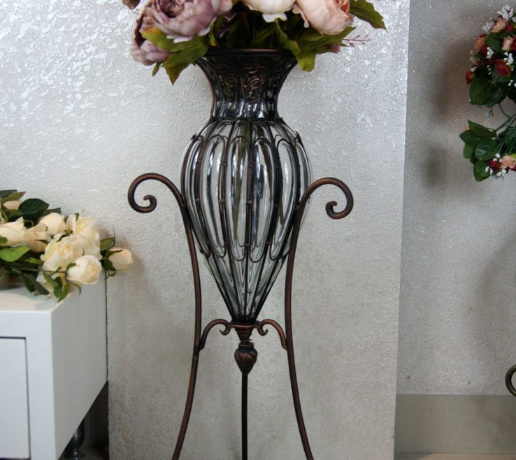 Charming Big Vase Decoration Ideas Of Flower Awesome Vases Awesome Decorative Floor Vases