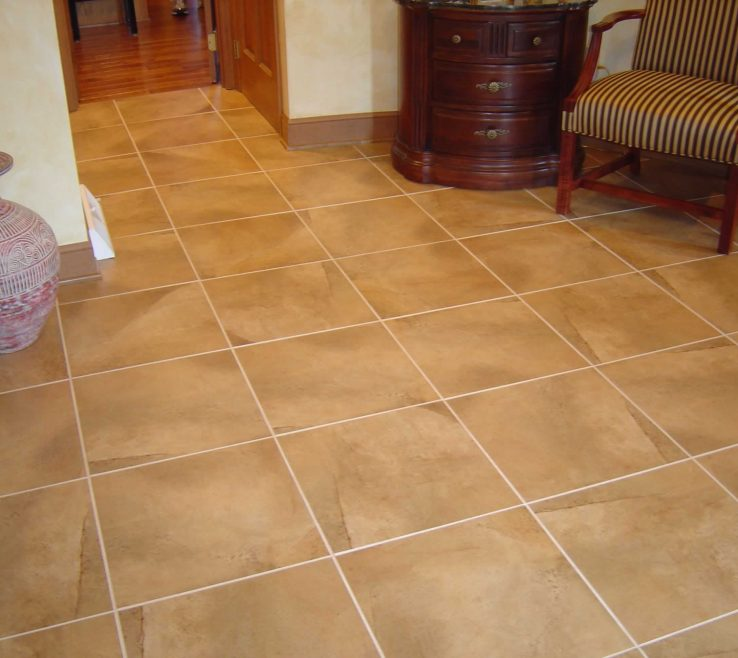 Charming Ceramic Tile Flooring Pictures Of