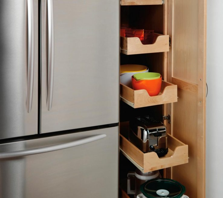 Charming Cheap Kitchen Storage Of Best Organizers Ideas Narrow Shelf Bedroom
