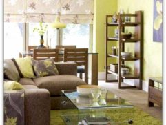 Inexpensive Living Room Decorating Ideas Of Decorate A Plain With Cheap Accessories :