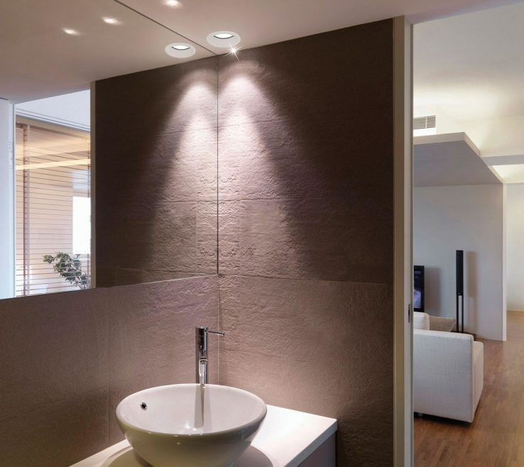 Charming Lighting For Small Spaces Of Full Images Of Bathroom Recessed Ideas Led