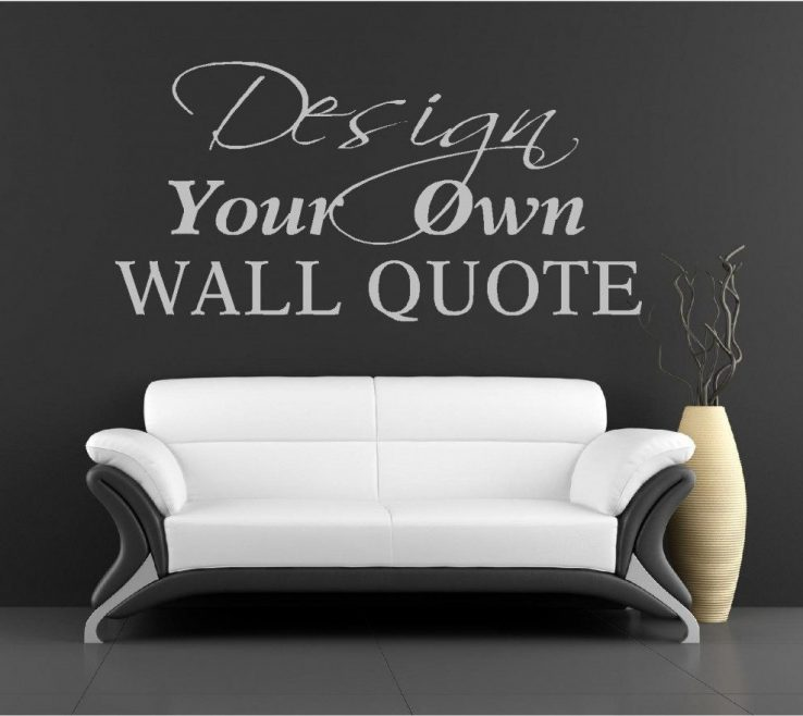 Charming Vinyl Wall Art Ideas Of Art, Excellent Customized Personalized With Names