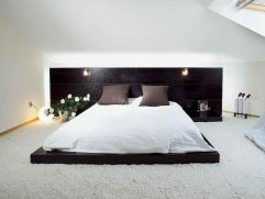 Bed In Floor