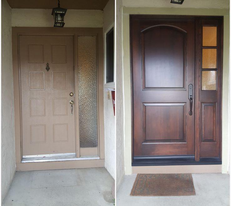 Cool Cherry Doors