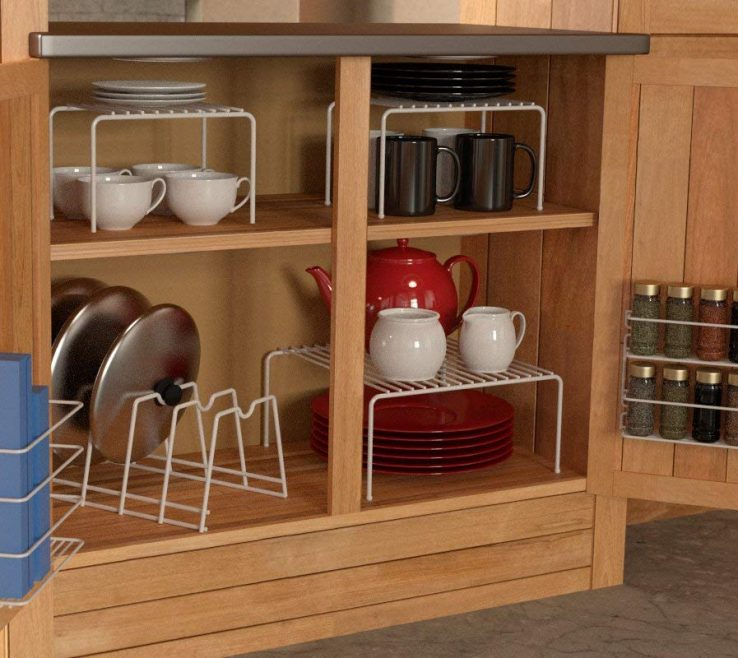 Cool Kitchen Space Saver Ideas Of Conceptreview: Grayline 457101, 6 Piece Organizer Set,: