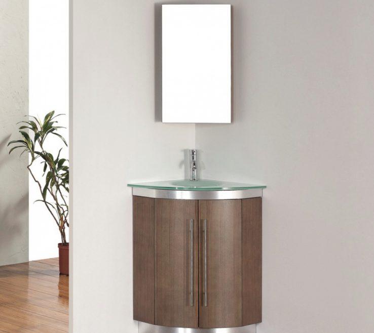 Corner Sink Vanity Of Classy Bathroom Vanities Your E Concept: Bathroom