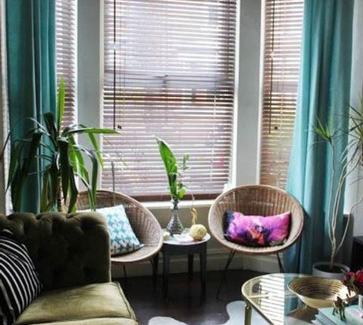 Decorating Bay Windows Of Window Decor | Window Design,