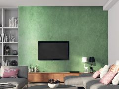 Decorating In Green