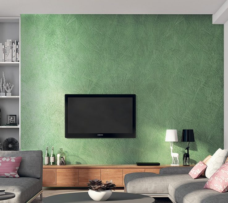 Decorating With Green Of If You