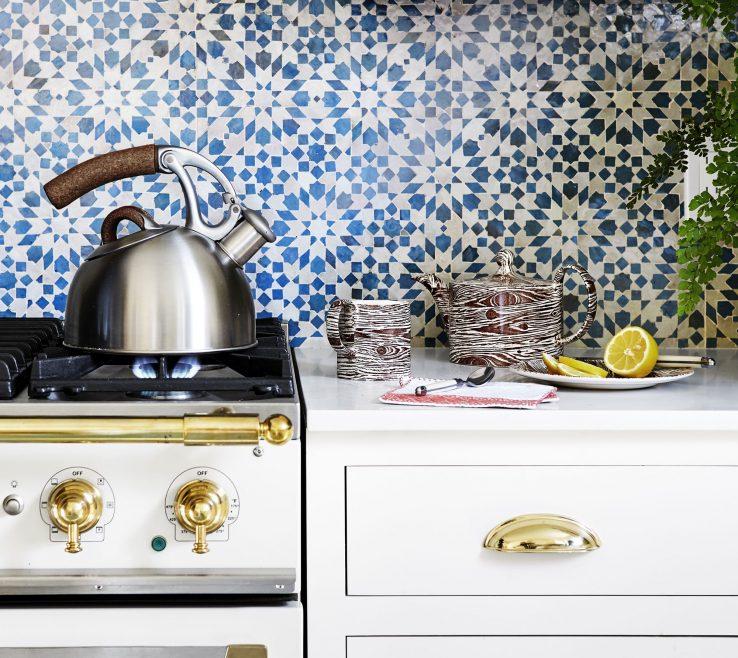Designer Kitchen Backsplash