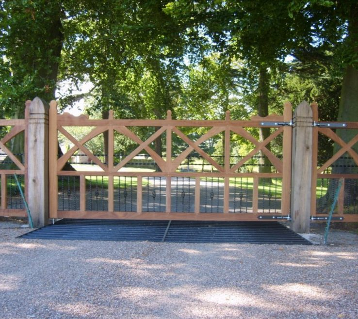 Driveway Entrance Ideas Of Ranch Designs Rural Gate Entrances Country Entry