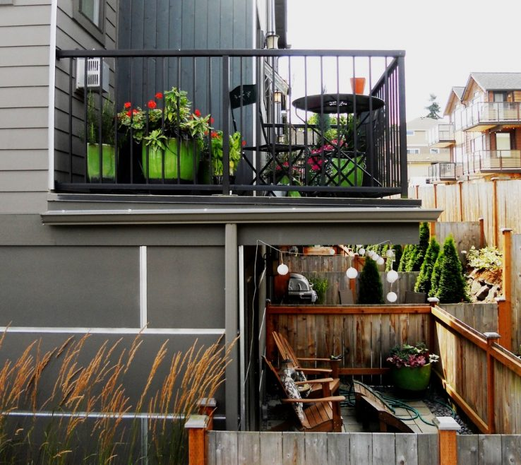 Elegant Balcony Designs