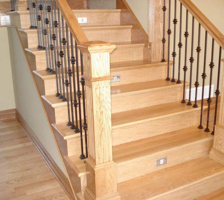 Elegant Cheap Stair Tread Ideas Of Wood Treads