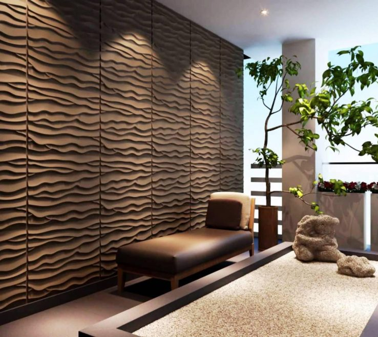 Elegant Decorative Ceramic Wall Tile Of Art