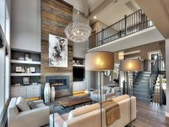 Family Rooms With Fireplaces