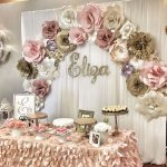 Elegant Flower Wall Decorations Of Paper Rental Pictures. Paper Rentals And Paper