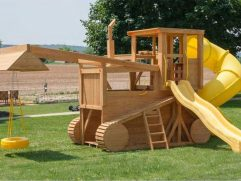 Ideas For Playgrounds Of Diy Backyard Playground