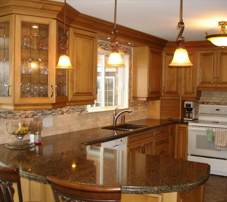 Elegant Kitchen Peninsula With Seating Of Full Size Of Decoration:kitchen Overhang 8x10 Layout