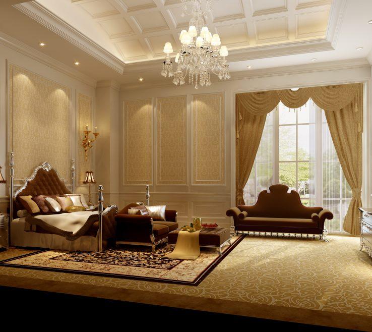Elegant Luxury Room Decor Of Bedroomelegant Bedroom Exterior Ideas Design