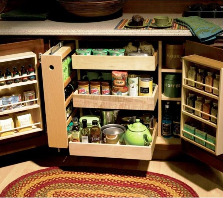 Elegant Smart Kitchen S Of Extraordinary Cute Organizers For Plates Pantry