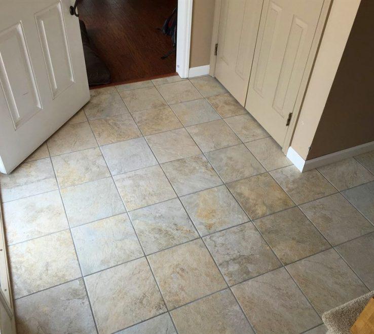 Enchanting Ceramic Tile Flooring Pictures