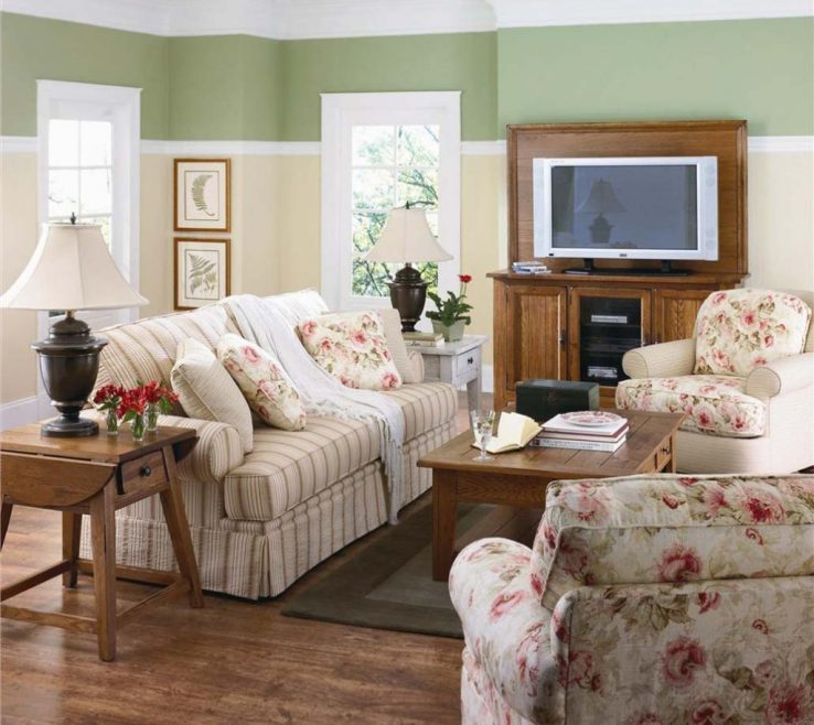 Enchanting Decorating In Green Of With Decorate Living Room Ideas Walls