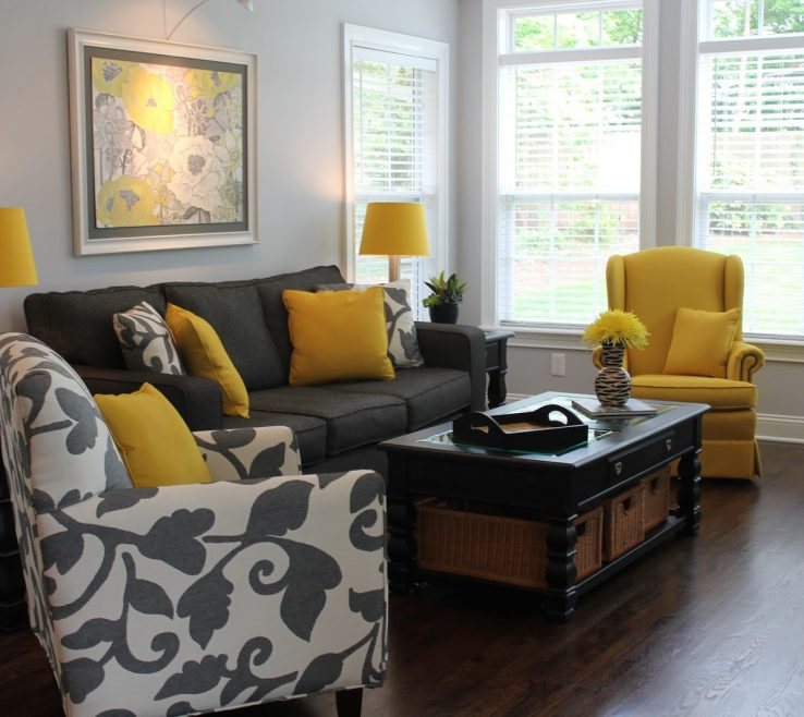 Enchanting Decorating With Yellow And Red Of Full Size Of Guest Furniture Paint Decorations
