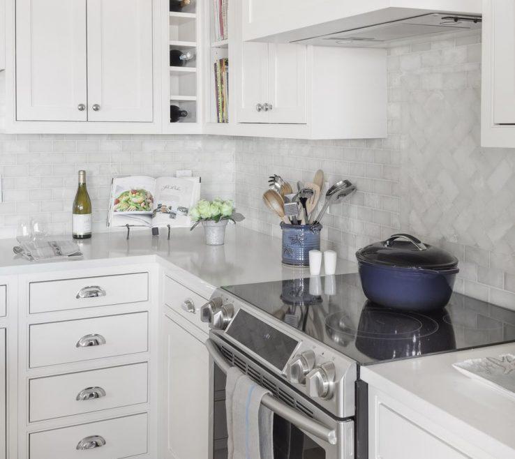 Enchanting Designer Kitchen Backsplash