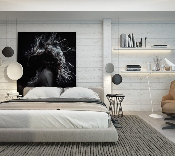 Enchanting Modern Accent Wall Ideas Of 10 Luxury Bedroom Decor On A Budget