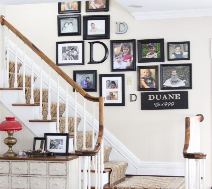 Enchanting Wall Picture Frames Layout Of Gallery Update And A Tip For Hanging