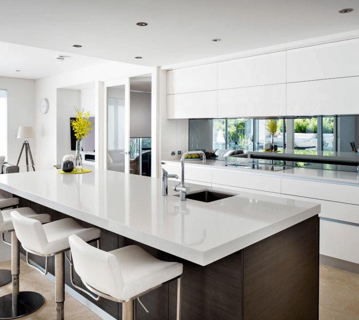 Endearing Designer Kitchen Backsplash