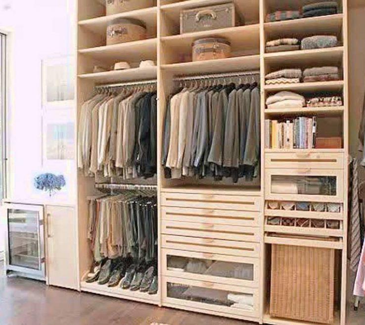 Endearing Master Bedroom Closet Designs