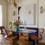 Endearing Modern Wall Decoration Ideas Of Dining Room Decor Inspiration